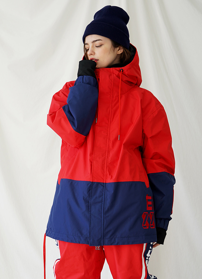 WindbreakerJ8 HAVE jkt(해브-RED)