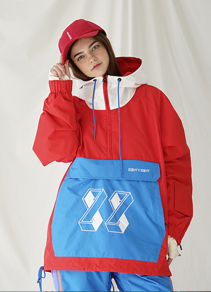 WindbreakerJ1_Boxer2 jkt(복서2-red)