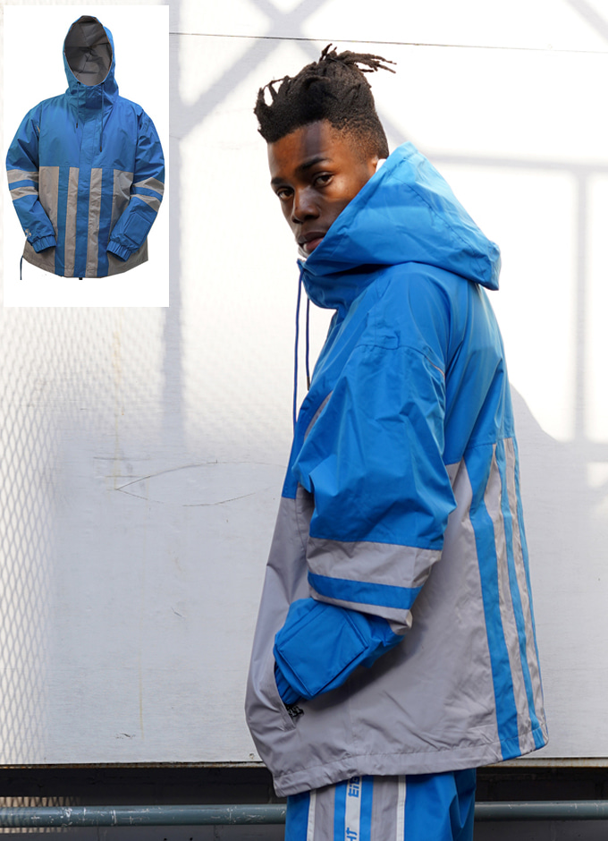 WindbreakerJ7 FAKEDAS jkt(페이크다스-BLUE)